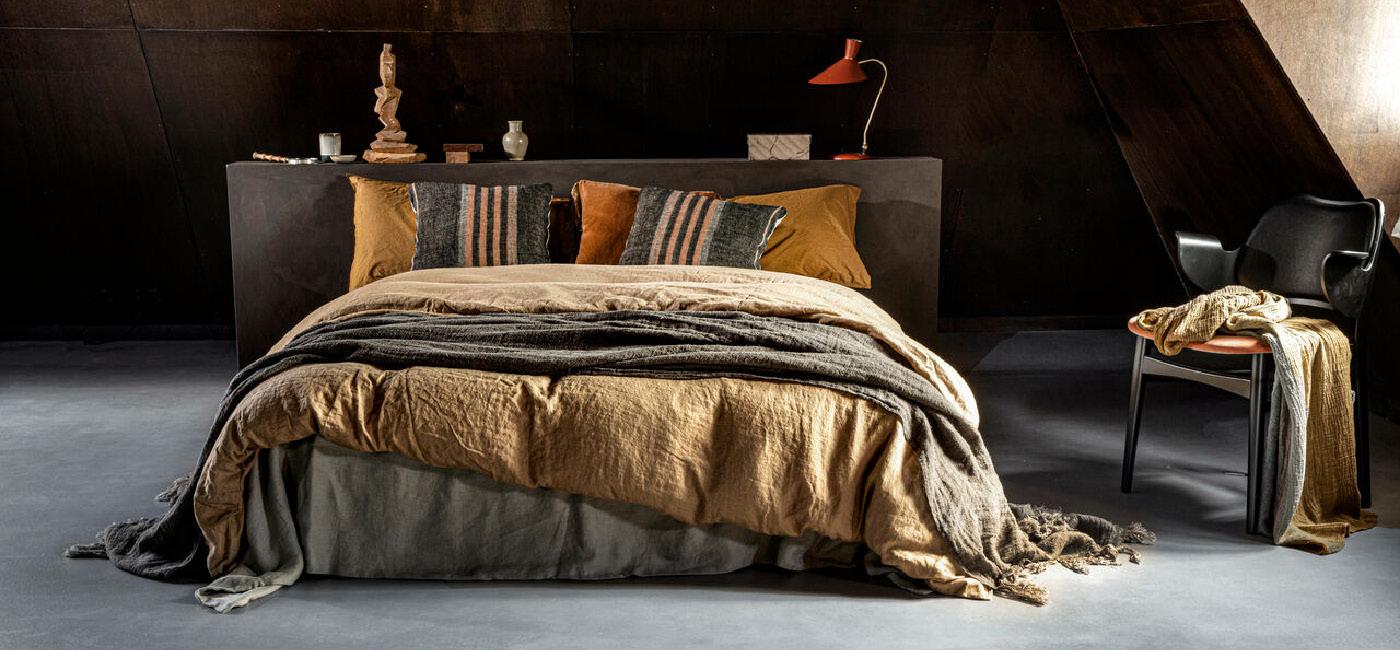 Slaapkamertrend: warm cocooning