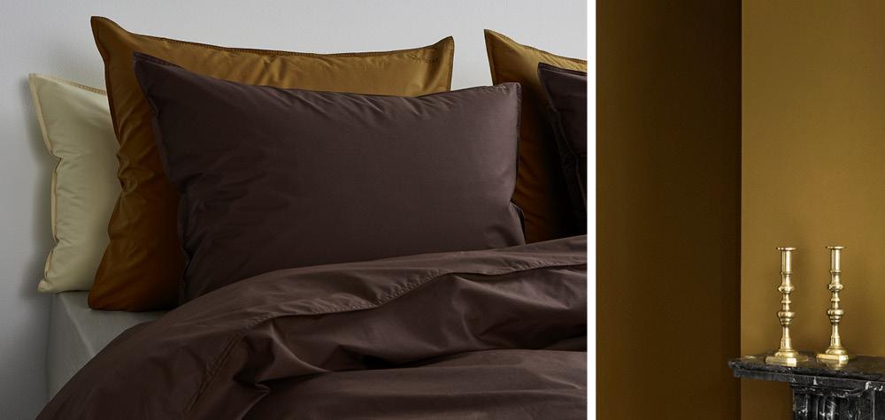 Slaapkamertrend: Warm Cocooning - Suite 702 - beddengoed